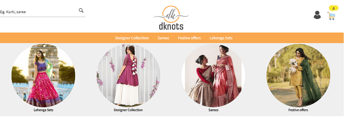 DailyKnots is a legit online store for female? DailyKnots Review